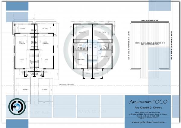 Proyecto de viviendas multifamiliares en Del Viso, Pilar. Buenos Aires