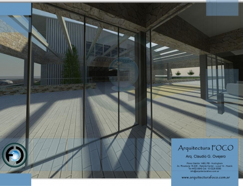 Hurlingham, Buenos Aires. Anteproyecto