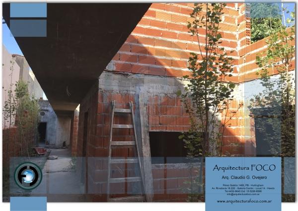 Malvinas Argentinas, Buenos Aires. Construcciones de viviendas multifamiliares
