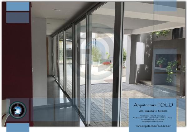 Modificación de vivienda unifamiliar en Hurlingham, Buenos Aires
