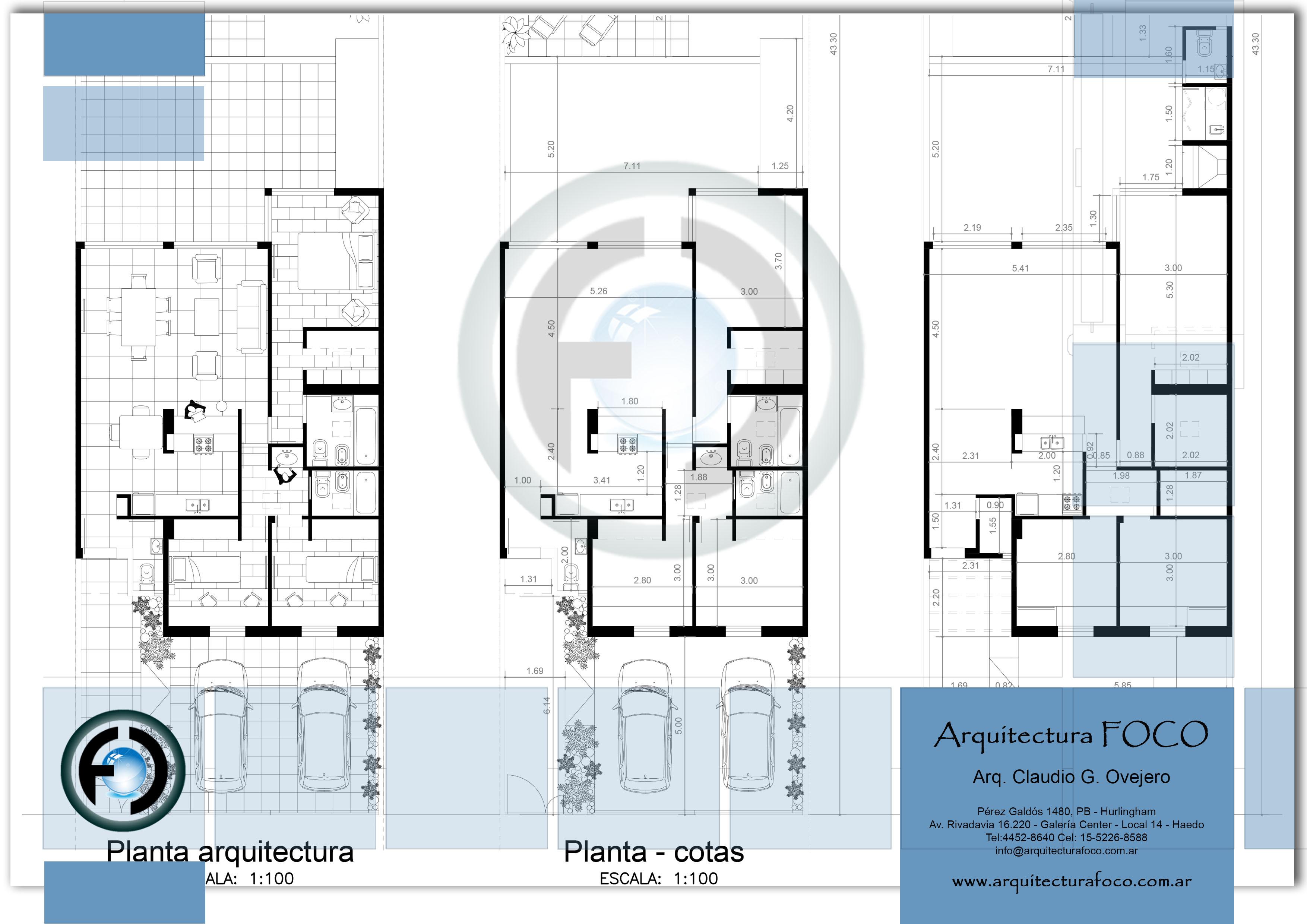 Proyecto de vivienda unifamiliar en Hurlingham, Buenos Aires, Argentina
