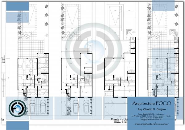 Proyecto de vivienda unifamiliar en Hurlingham