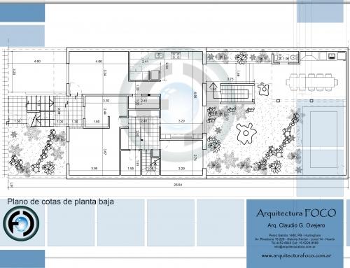 Villa Bosch, Buenos Aires. Proyecto por modificación de vivienda unifamiliar.