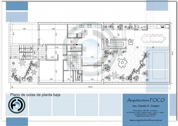 Proyecto de viviendas unifamiliar en Villa Bosch