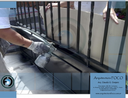 Ituzaingó, Buenos Aires. Trabajos de pintura