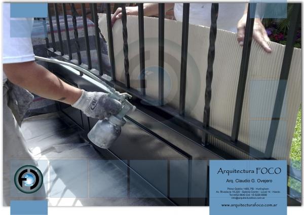 Trabajos de pintura en general. Ituzaingó, Buenos Aires.